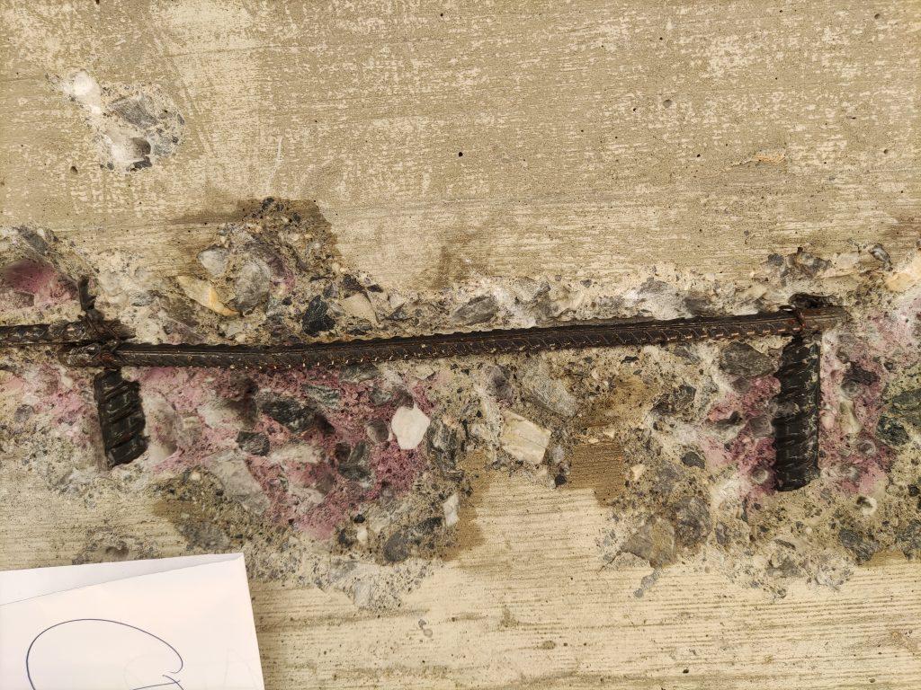 inspección técnica estructural