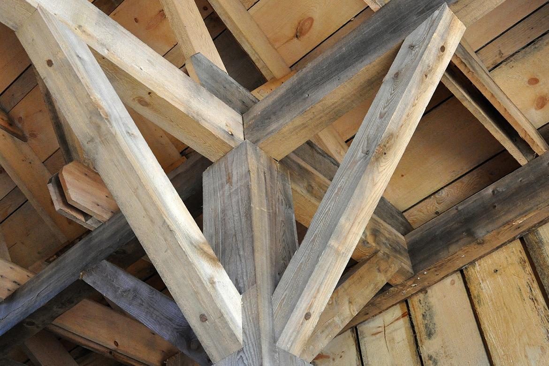Estudio estructura de madera